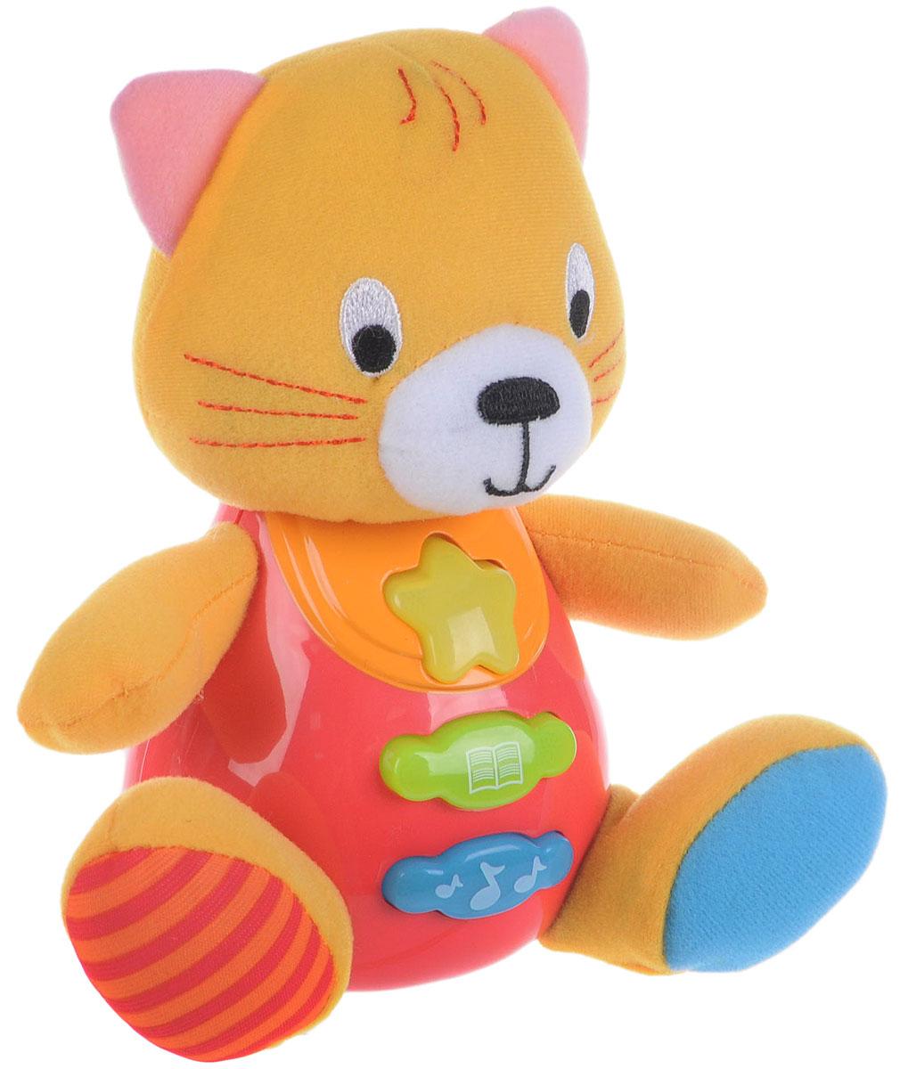 Умка Развивающая игрушка Кот