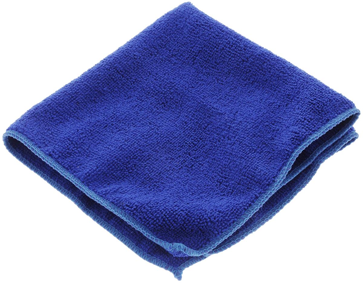 Салфетка из микрофибры Rexxon, для салона автомобиля, 40 х 40 см2-6-1-4-2Салфетка Rexxon выполнена из высококачественного полиэстера и полиамида. Благодаря своей структуре она эффективно удаляет с твердых поверхностей грязь, следы засохших насекомых. Микрофибровое полотно удаляет грязь с поверхности намного эффективнее, быстрее и значительно более бережно в сравнении с обычной тканью, что существенно снижает время на проведение уборки, поскольку отсутствует необходимость протирать одно и то же место дважды. Использовать салфетку можно для чистки как наружных, так и внутренних поверхностей автомобиля. Используя подобную мягкую ткань, можно проникнуть даже в самые труднодоступные места и эффективно очистить от пыли и бактерий все поверхности. Микрофибра устойчива к истиранию, ее можно быстро вернуть к первоначальному виду с помощью ручной стирки при температуре 60°С. Приобретая микрофибровые изделия для чистки автомобиля, каждый владелец сможет обеспечить достойный уход за любимым транспортным ...