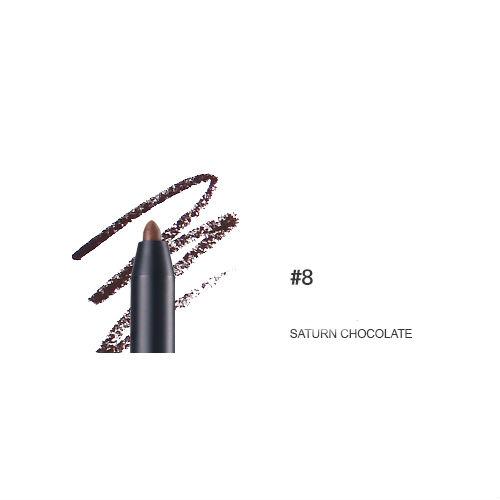 Touch in SOL Карандаш для глаз Style Neon, цвет: №8 Saturn chocolateУТ000001508Супер стойкий гелиевый карандаш насыщенного цвета, с водостойкой и не смазывающейся формулой. Разнообразие неоновых оттенков в коллекции Style Neon's выводит гелиевые карандаши на совершенно новый уровень. Благодаря своей текстуре карандаш скользит, оставляя безупречно ровную и четкую линию, которая остается яркой в течение всего дня. Создайте образ, который подчеркнет ваши глаза при помощи неоновых оттенков или, совместив их с базовым черным цветом, что придаст вашему взгляду еще более дерзкий вид. НЕ СОДЕРЖИТ парабенов. Этот продукт веганский, гипоаллергенный, не содержит глютен