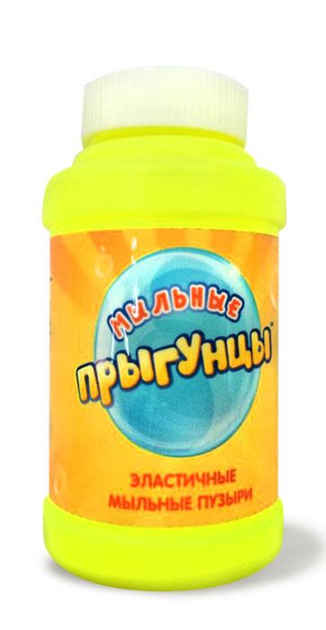 1TOY Мыльные пузыри Прыгунцы 100 млТ58688Запасная бутылка для Мыльных Прыгунцов с 100 мл раствора.
