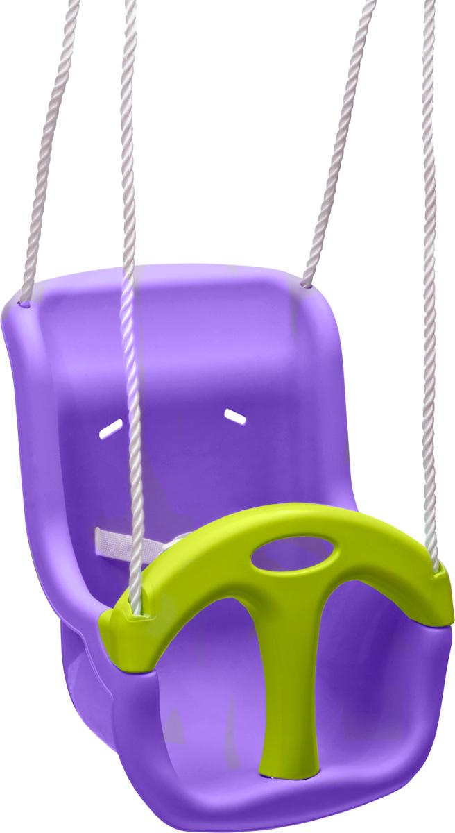 Marian Plast Качели подвесные цвет фиолетовый
