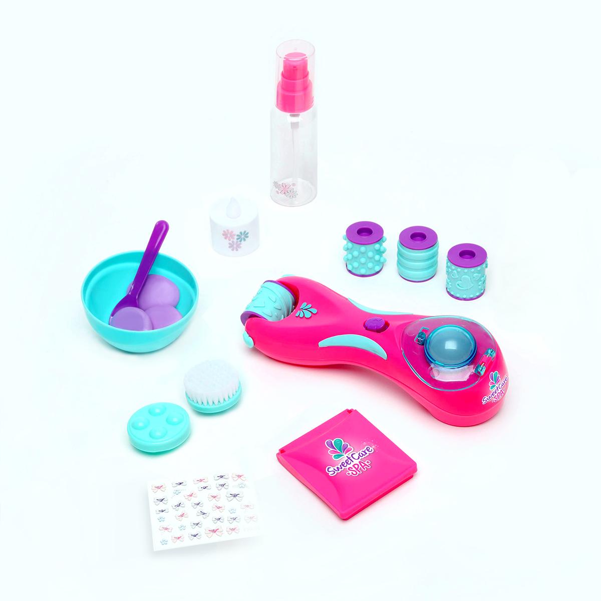 Ameurop Детский набор для тела BODY SPASCHCНабор для тела входит-аппарат для массажа, насадки для массажа и татуировки, наклейки.