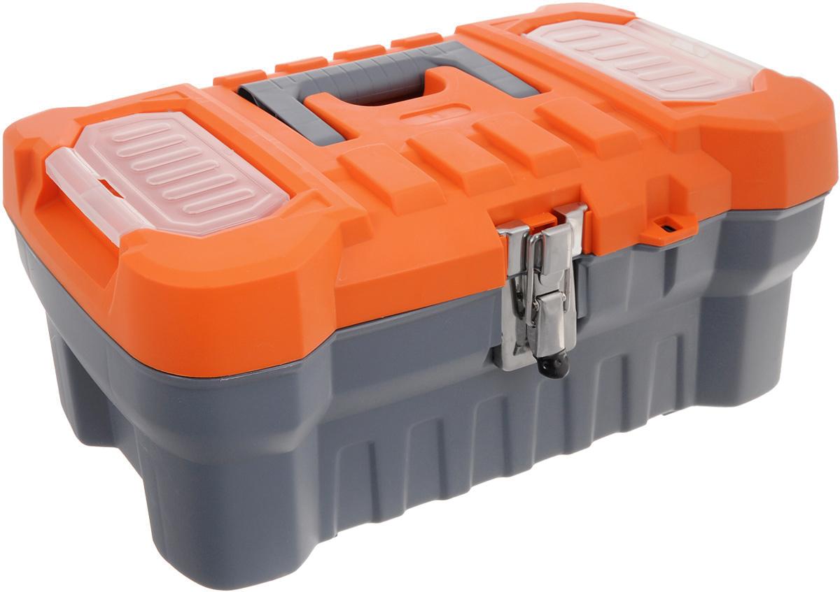 Ящик для инструментов Зубр Мастер 420x375x330mm 38184-16