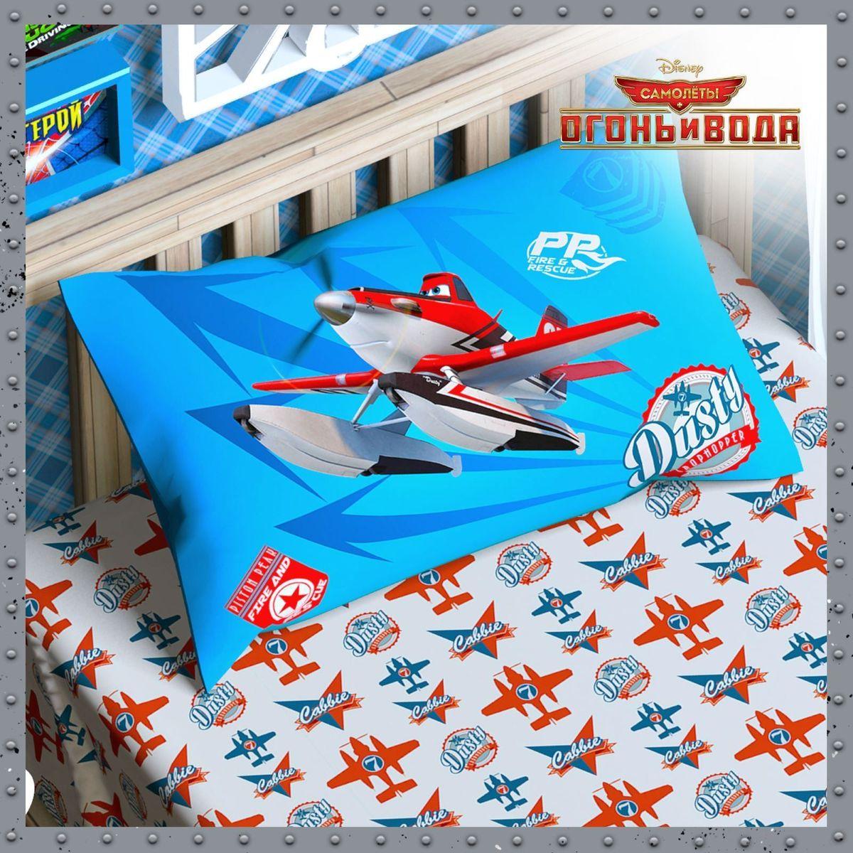 Disney Подушка панно Самолеты 50 х 70 1153116