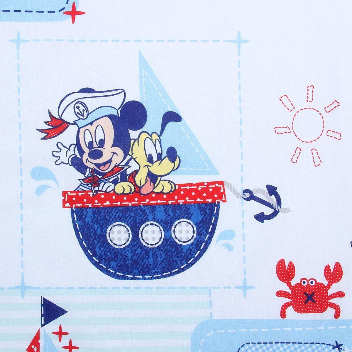 Disney КПБ Дисней бейби Микки