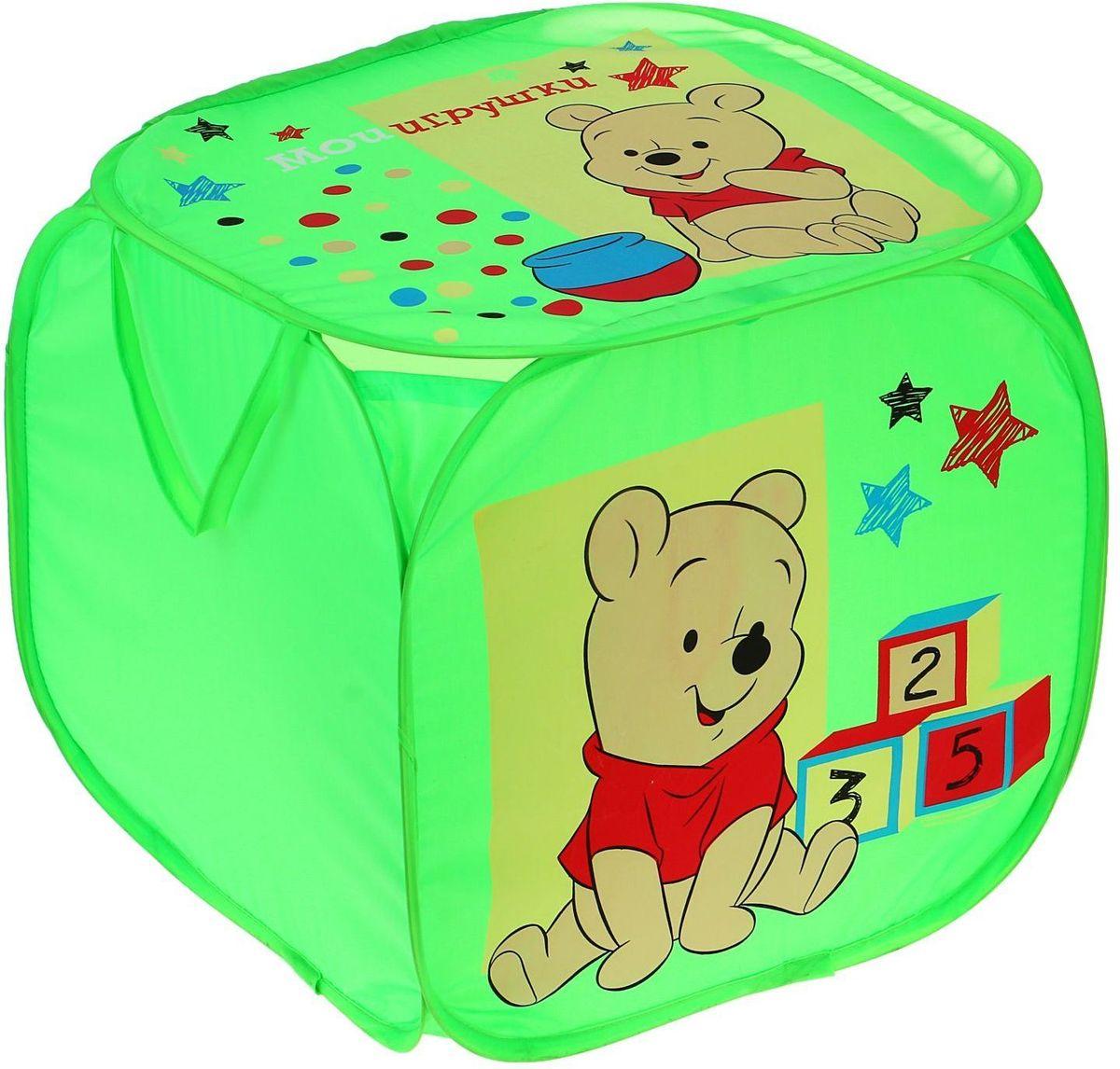 Disney Корзина для хранения Мои игрушки Медвежонок Винни 1298686