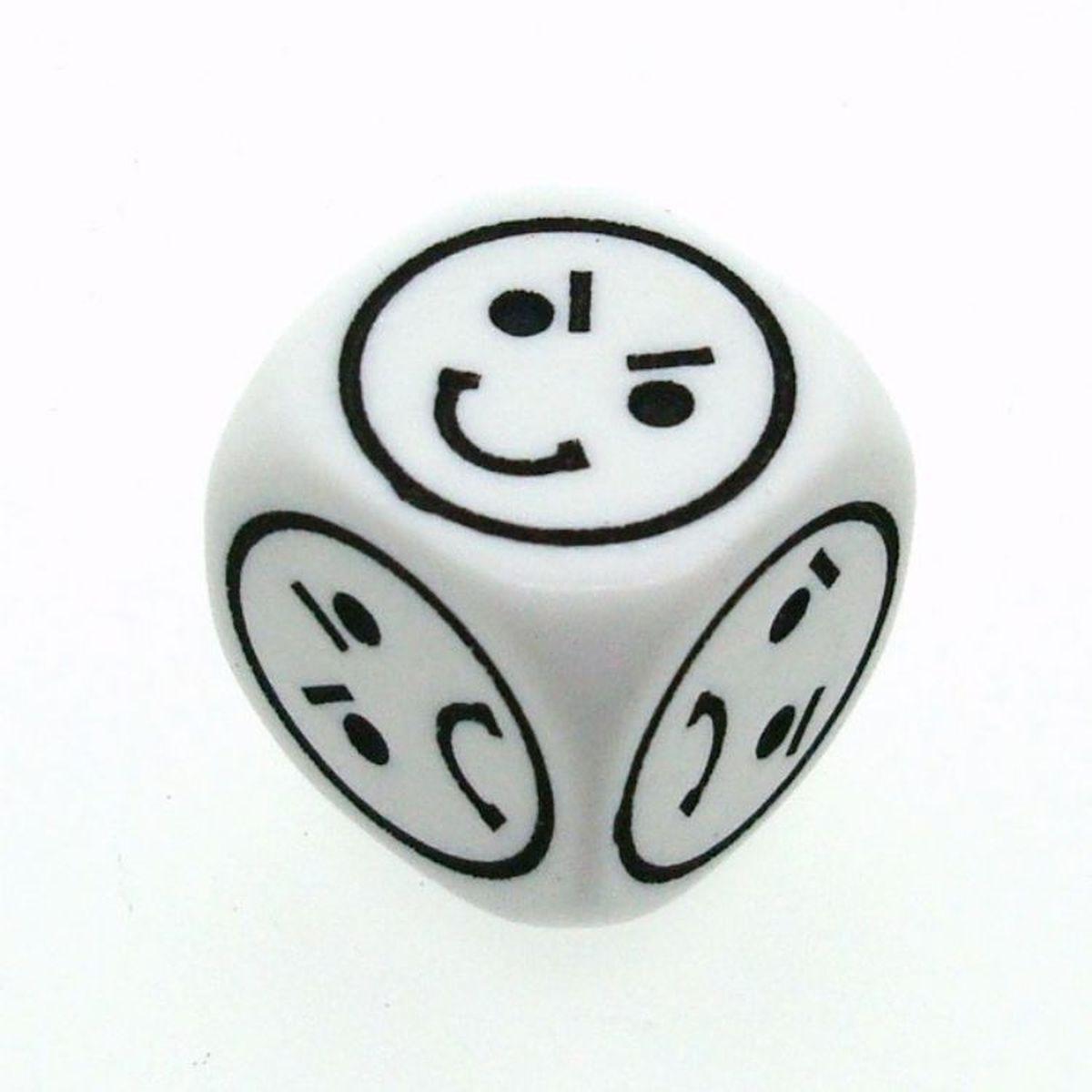 Pandoras Box Кубик для определения эмоций02CX064Если ребенок плохо выражает свои эмоции, то кубик Эмоции станет идеальным подспорьем: просто попросите малыша показать эмоцию на кубике, и он с радостью покажет на кубике соответствующее настроение.