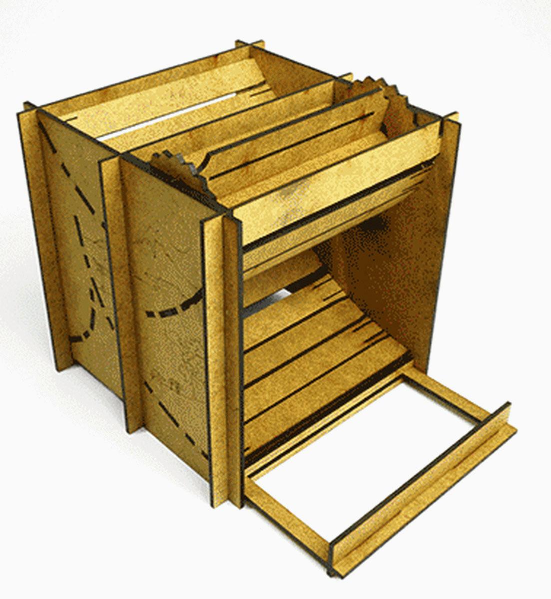 Правильные игры Башня для бросков кубиков Мельница на склоне Фудзи складная 2 режимаLP004-064Башня для бросков кубиков - это приспособления для бросков кубиков когда важно, чтобы значения, выпавшие на кубиках не подверглись сомнению. Башня собирается самостоятельно без клея.