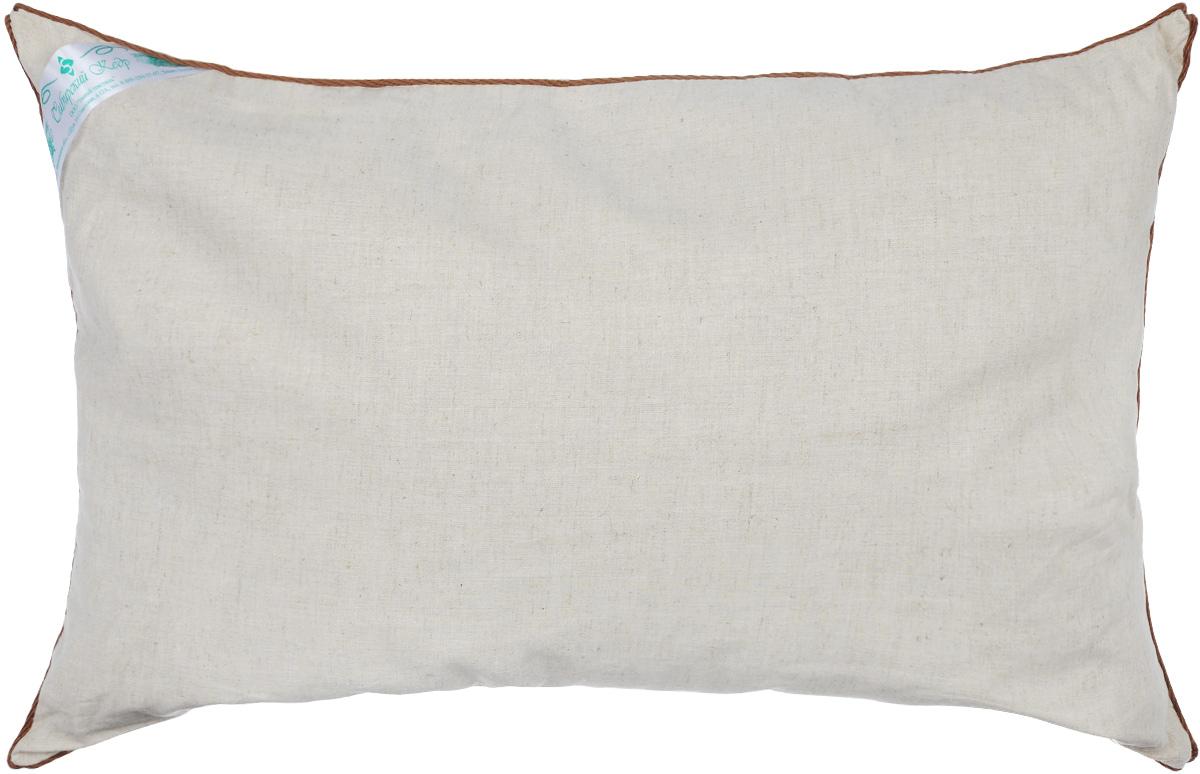 Подушка Smart Textile Кедровая, наполнитель: пленка ядра кедрового ореха, 40 х 60 смЕ442Подушка Smart Textile Кедровая, наполненная пленкой ядра ореха сибирского кедра, перенесет вас в крепкий и здоровый сон, как будто под открытым небом в летнюю ночь. Пленка ядра кедрового ореха - поистине уникальна. Ее традиционно используют в профилактических и лечебных целях. Продукция с данным наполнителем цениться во всем мире. Такие подушки обладают ортопедическим эффектом и нормализует сон, служат профилактикой многих заболеваний (бронхит, астма, туберкулез и т.д.), благодаря содержащимся фитонцитам сибирского кедра, которые сдерживают рост болезнетворных бактерий и уничтожают их, улучшают общее самочувствие и укрепляют иммунитет, помогая вашему организму более эффективно бороться с простудными заболеваниями. Кедровые подушки хороши абсолютно для всех, даже для детей, так как наполнитель абсолютно гипоаллергенный, особенно полезно использовать такие подушки для детских учреждений - садиков, лагерей, интернатов. Сама подушка приятна на ощупь, что сделает ваш отдых более...