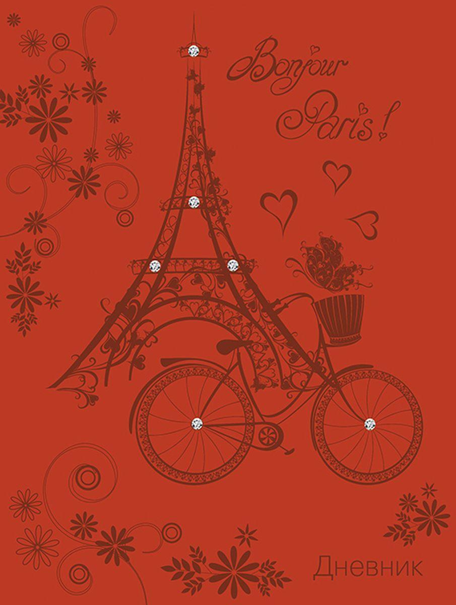 Апплика Дневник школьный Париж