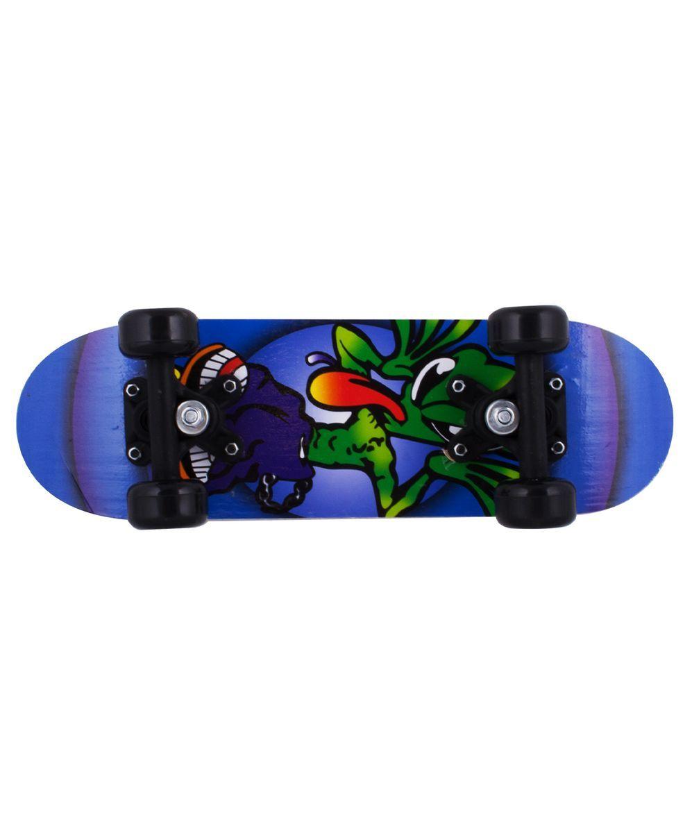 Скейтборд Ridex Mini A-3, 17Х5, 608ZУТ-00008214Скейтборд Mini A-3, 17x5 - это скейтборд для самых маленьких, для тех, кто начинает свои первые шаги в катании на доске. 17-ти дюймовая дека, пластиковая подвеска, ПВХ колеса, индивидуальный дизайн. Технические характеристики: Дека: китайский клен, 9 слоев Размер деки: 17 дюймов Максимальный вес пользователя, кг: 40 Подвеска: пластик Колеса: PVC Подшипники: 608Z Производство: КНР