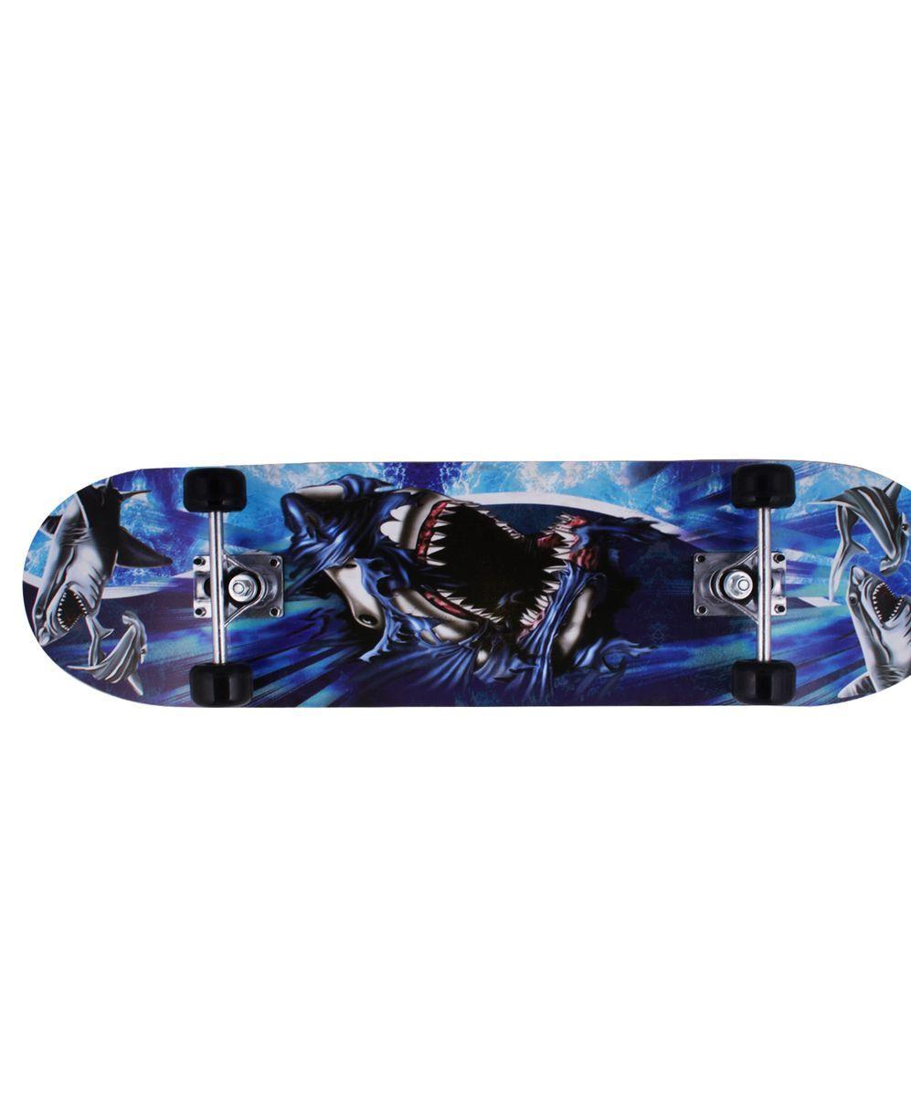 Скейтборд Ridex Backside, 31Х8, ABEC-5УТ-00008221Скейтборд Backside, 31x8 - это скейтборд для подростков и взрослых, тех, кто продолжает осваивать или уверенно стоит на доске. Усовершенствованные модели Ollie, Nollie, Manual. В данных моделях идут полиуретановые колеса и дорогие подшипники. 31-ти дюймовая дека, алюминиевая подвеска, полиуретановые колеса, индивидуальный дизайн. Технические характеристики: Дека: китайский клен, 9 слоев Размер деки: 31 дюйм Максимальный вес пользователя, кг: 90 Подвеска: алюминий Колеса: PU Подшипники: ABEC-5 Производство: КНР