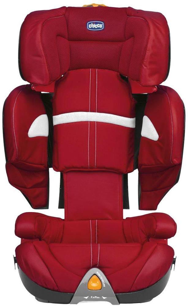 Chicco Автомобильное сиденье Oasys 2-3 Baby Fire цвет красный06079244190000