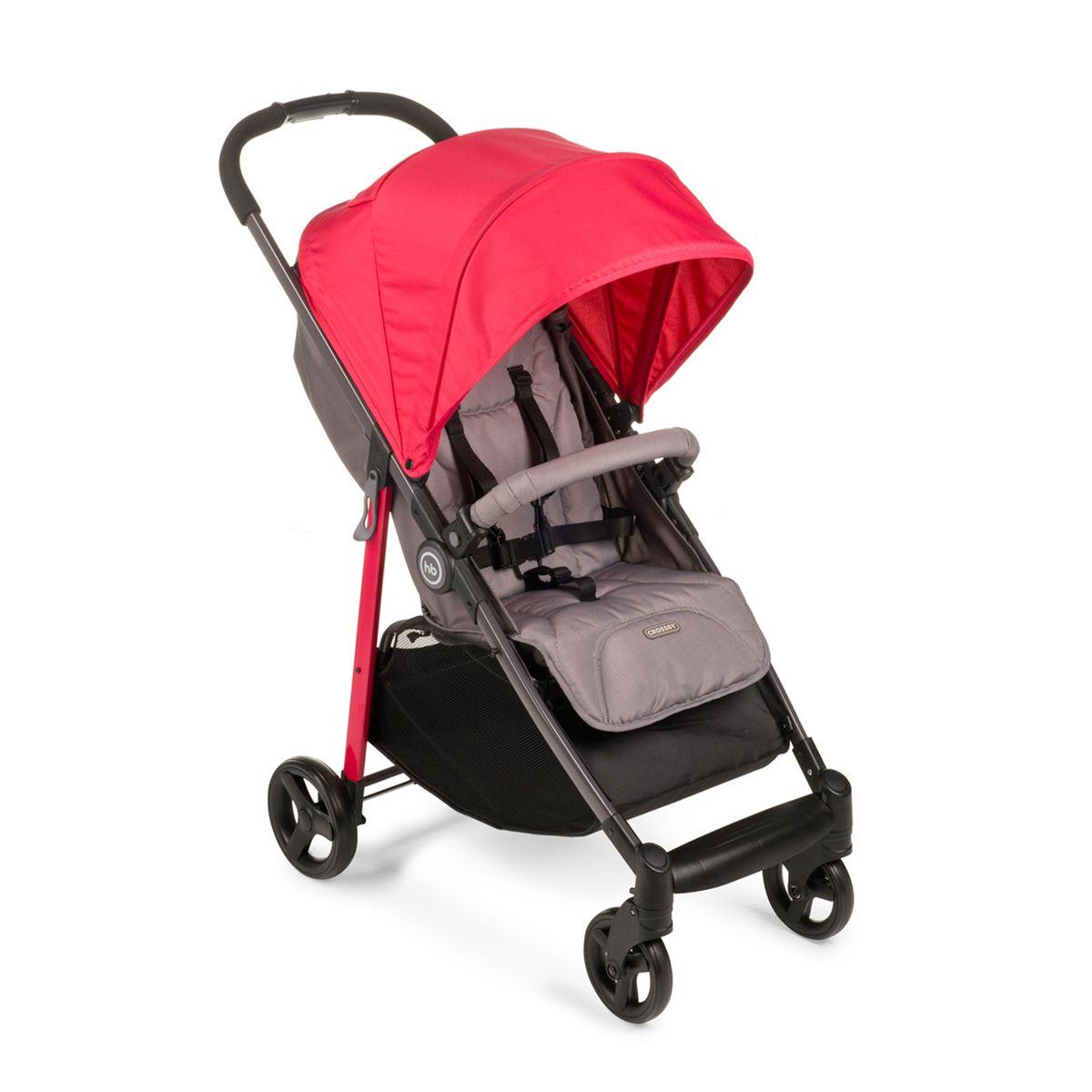 Happy Baby Коляска прогулочная Crossby Cherry4650069783107Модель CROSSBY создана в минималистичном стиле, при этом сочетая в себе максимально необходимое количество характеристик для комфортных прогулок и путешествий. Благодаря амортизация на передних и задних колесах, CROSSBY способна передвигаться по любой дороге, включая не глубокий снег. Эта всесезонная коляска укомплектована чехлом на ножки, дождевиком и москитной сеткой. Имеет широкое сиденье с возможностью плавной регулировки угла наклона спинки, большой капюшон со смотровым окошком, вместительную корзину для покупок. Обивка коляски выполнена из современных высокотехнологичных тканей, что создает дополнительный комфорт для ребенка и мамы. ХАРАКТЕРИСТИКИ • Плавная регулировка наклона спинки, кол-во положений не ограничено • Регулируемая подножка, 3 положения • Смотровое окошко на капюшоне • Пятиточечные ремни безопасности • Съемный бампер • Колеса: пластиковые с покрытием EVA (этиленвинилацетат) • Диаметр колес: передние - 15 см, задние - 18 см • Колёсная база: передние колеса...