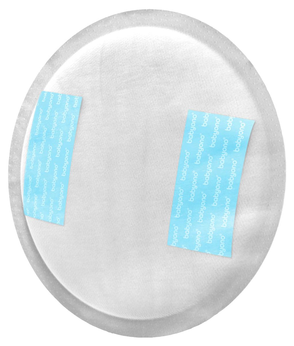 BabyOno Прокладки для бюстгалтера Premium 60 шт
