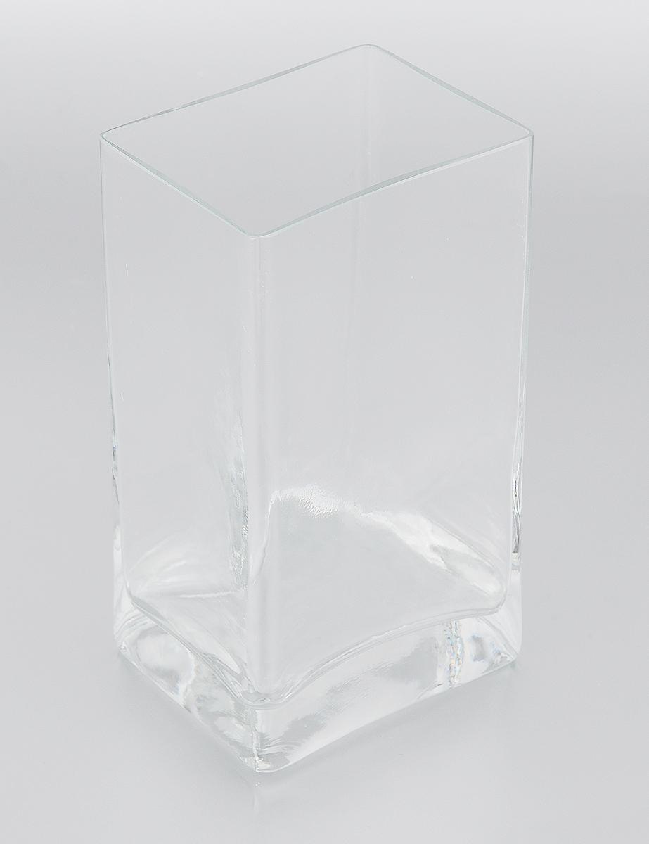 Ваза Pasabahce Botanica, высота 18 см43074BВаза Pasabahce Botanica, выполненная из натрий-кальций- силикатного стекла, сочетает в себе изысканный дизайн с максимальной функциональностью. Ваза прямоугольной формы имеет гладкие прозрачные стенки. Такая ваза придется по вкусу и ценителям классики, и тем, кто предпочитает утонченность и изысканность. Можно мыть в посудомоечной машине. Размер вазы по верхнему краю: 10 х 8 см. Высота: 18 см.