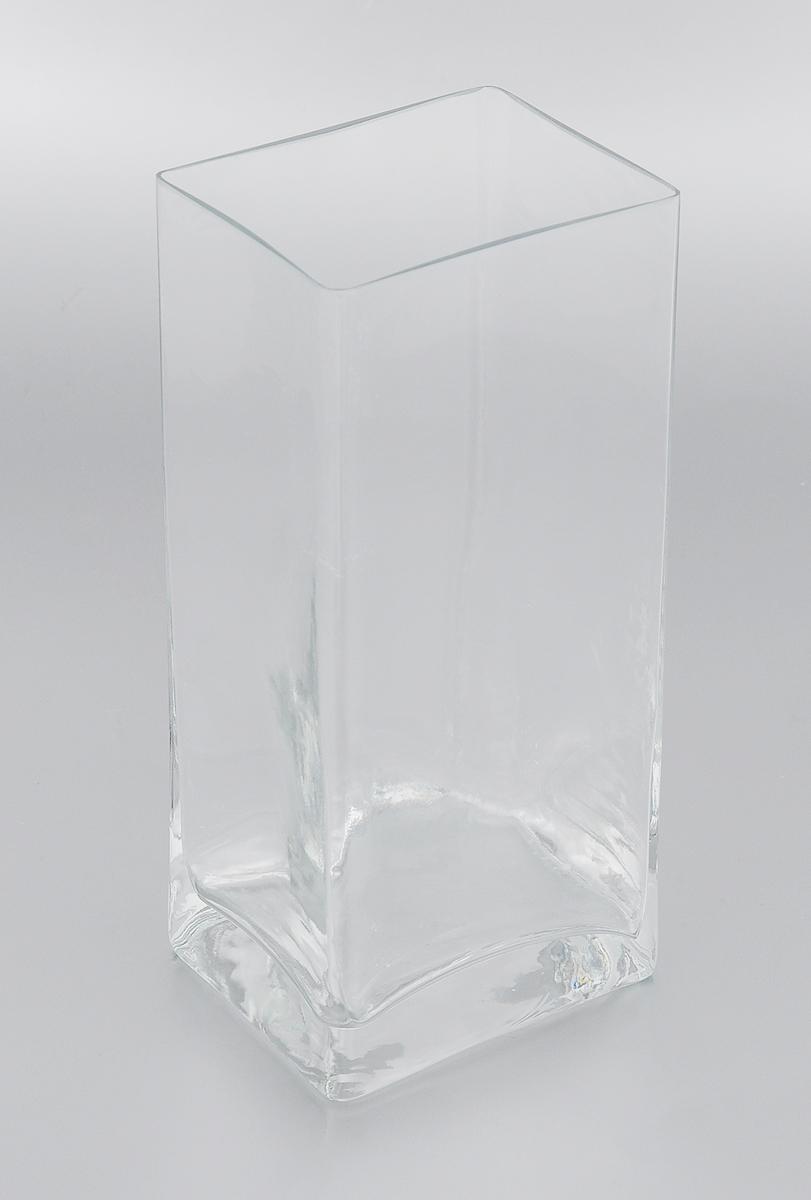 Ваза Pasabahce Botanica, высота 22 см43073BВаза Pasabahce Botanica, выполненная из натрий-кальций- силикатного стекла, сочетает в себе изысканный дизайн с максимальной функциональностью. Ваза прямоугольной формы имеет гладкие прозрачные стенки. Такая ваза придется по вкусу и ценителям классики, и тем, кто предпочитает утонченность и изысканность. Можно мыть в посудомоечной машине. Размер вазы по верхнему краю: 10 х 8 см. Высота: 22 см.