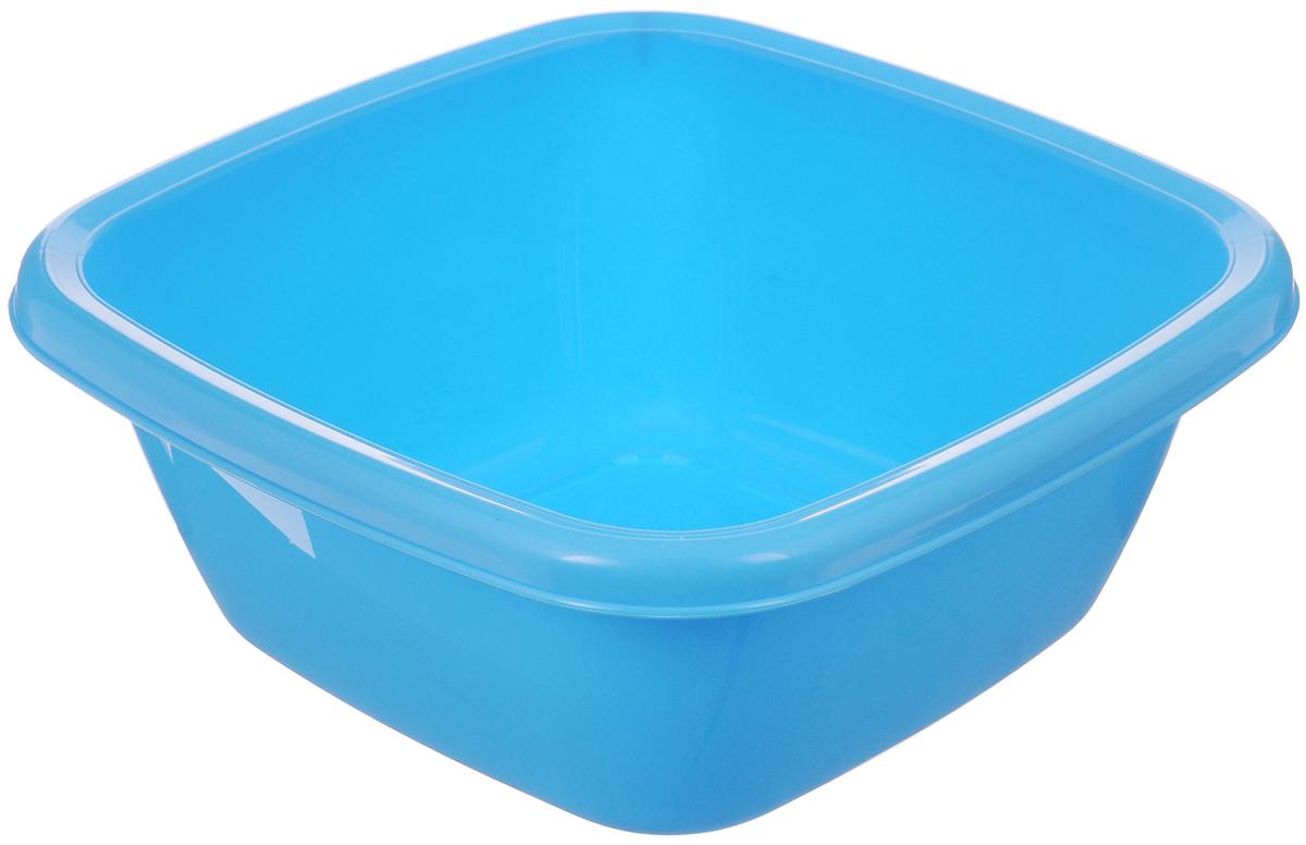 Таз Dunya Plastik, цвет: голубой, 4 л. 1011610116_голубойКвадратный таз Dunya Plastik, выполненный из высококачественного пластика, предназначен для хранения разных вещей и бытовых мелочей. По бокам имеются специальные углубления, которые обеспечивают удобный захват. Такой таз пригодится в любом хозяйстве.