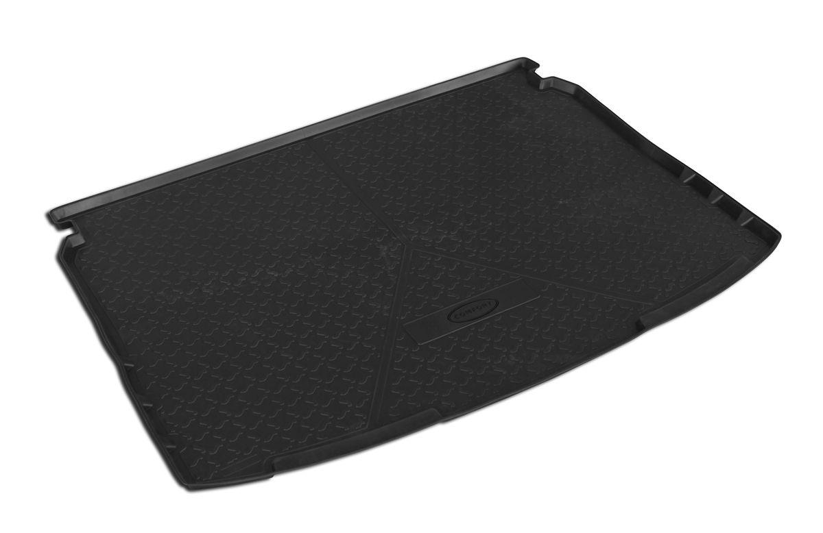Коврик автомобильный Rival, для Nissan Qashqai 2014-, в багажник, 1 шт0014105002Автомобильный коврик в багажник Rival позволяет надежно защитить и сохранить от грязи багажный отсек на протяжении всего срока эксплуатации. Коврик полностью повторяет геометрию багажника вашего автомобиля. - Высокий борт специальной конструкции препятствует попаданию разлившейся жидкости и грязи на внутреннюю отделку. - Коврик произведен из первичных материалов, в результате чего отсутствует неприятный запах в салоне автомобиля. - Рисунок обеспечивает противоскользящую поверхность, благодаря которой перевозимые предметы не перекатываются в багажном отделении, а остаются на своих местах. - Высокая эластичность материала позволяет беспрепятственно эксплуатировать коврик при температуре от -45°C до +45°C. - Коврик изготовлен из высококачественного и экологичного материала, не подверженного воздействию кислот, щелочей и нефтепродуктов.