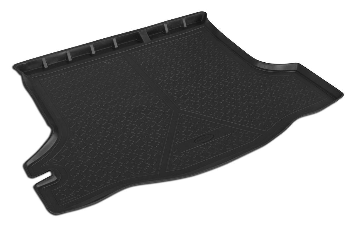 Коврик автомобильный Rival, для Renault Logan 2014-, в багажник, 1 шт0014702002Автомобильный коврик в багажник Rival позволяет надежно защитить и сохранить от грязи багажный отсек на протяжении всего срока эксплуатации. Коврик полностью повторяет геометрию багажника вашего автомобиля. - Высокий борт специальной конструкции препятствует попаданию разлившейся жидкости и грязи на внутреннюю отделку. - Коврик произведен из первичных материалов, в результате чего отсутствует неприятный запах в салоне автомобиля. - Рисунок обеспечивает противоскользящую поверхность, благодаря которой перевозимые предметы не перекатываются в багажном отделении, а остаются на своих местах. - Высокая эластичность материала позволяет беспрепятственно эксплуатировать коврик при температуре от -45°C до +45°C. - Коврик изготовлен из высококачественного и экологичного материала, не подверженного воздействию кислот, щелочей и нефтепродуктов.