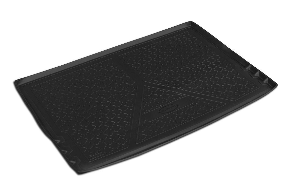 Коврик автомобильный Rival, для Skoda Yeti 2009-, в багажник, 1 шт0015103002Автомобильный коврик в багажник Rival позволяет надежно защитить и сохранить от грязи багажный отсек на протяжении всего срока эксплуатации. Коврик полностью повторяет геометрию багажника вашего автомобиля. - Высокий борт специальной конструкции препятствует попаданию разлившейся жидкости и грязи на внутреннюю отделку. - Коврик произведен из первичных материалов, в результате чего отсутствует неприятный запах в салоне автомобиля. - Рисунок обеспечивает противоскользящую поверхность, благодаря которой перевозимые предметы не перекатываются в багажном отделении, а остаются на своих местах. - Высокая эластичность материала позволяет беспрепятственно эксплуатировать коврик при температуре от -45°C до +45°C. - Коврик изготовлен из высококачественного и экологичного материала, не подверженного воздействию кислот, щелочей и нефтепродуктов.