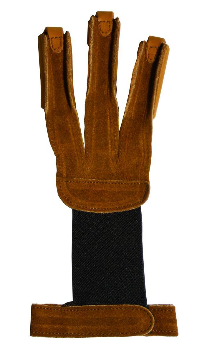Напальчник традиционный Interloper, цвет: коричневый. Размер XL. AGL1137XLAGL1137XLТрадиционный замшевый напальчник компании Interloper – это надёжный аксессуар для защиты рук лучника от ударов тетивы.