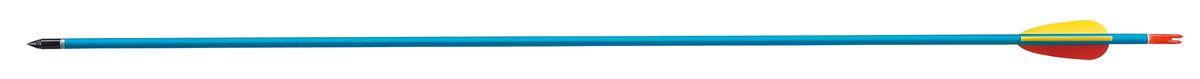 Стрела лучная алюминиевая Man Kung, 29. D-026V3D-026V3Наконечник у стрелы не сменный. Стрелы для классического лука