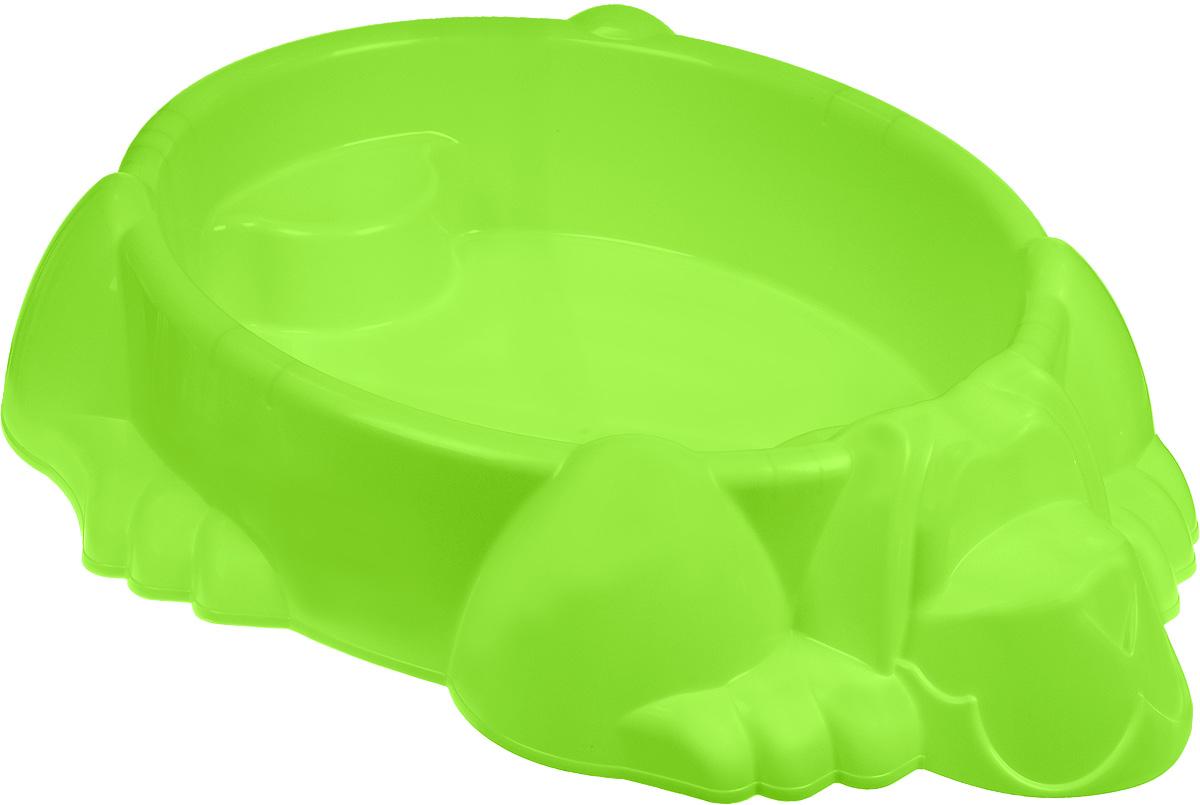 Marian Plast Бассейн-песочница Собачка с крышкой432Вы не знаете, что подарить ребенку - бассейн или песочницу? Не нужно делать выбор. Оригинальный бассейн-песочница Marian Plast Собачка обязательно понравится ребенку. Теперь ребенок решает сам - строить ему куличики из песка или купаться в воде. Игрушка прекрасно подойдет для летнего отдыха детей и обеспечит бесконечные часы радости и веселья. Благодаря крышке, бассейн-песочница Marian Plast Собачка будет защищен от внешних воздействий. Изготовлен из качественных и безопасных материалов. В набор входят наклейки.
