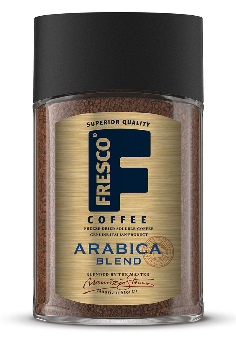Fresco Arabica Blend кофе растворимый, 100 г 8051070320538