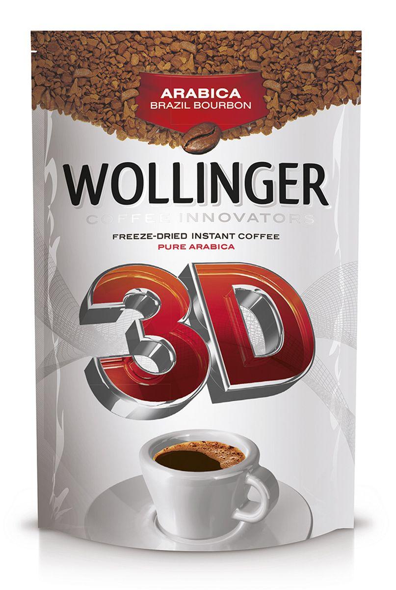 Wollinger кофе растворимый, 75 г