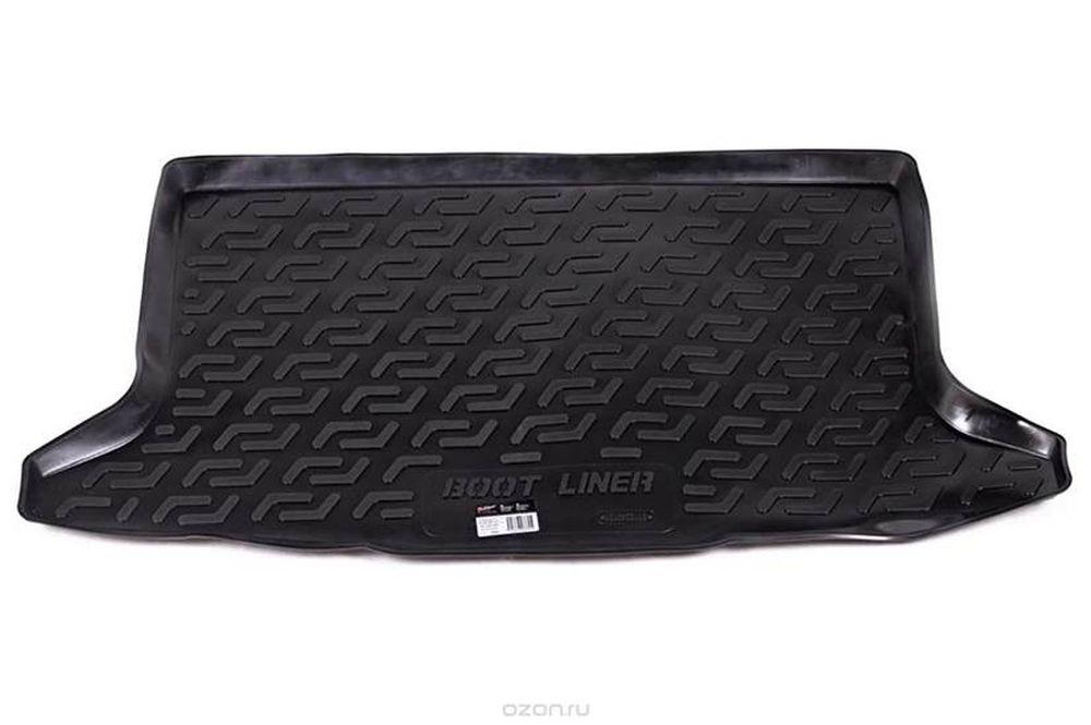 Коврик в багажник L.Locker, для Suzuki SX4 hb (10-)0112040201Коврик L.Locker производится индивидуально для каждой модели автомобиля из современного и экологически чистого материала. Изделие точно повторяют геометрию пола автомобиля, имеет высокий борт, обладает повышенной износоустойчивостью, антискользящими свойствами, лишен резкого запаха и сохраняет свои потребительские свойства в широком диапазоне температур (от -50°С до +80°С).