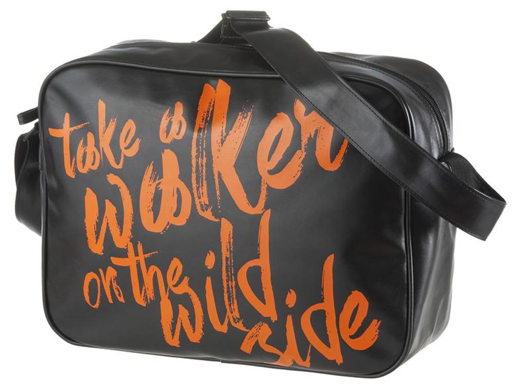 Walker Школьная сумка Fun Take a Walker42414/55Прочная и вместительная сумка Walker смотрится элегантно в любой ситуации. Идеальный выбор для школы , университета или досуга.