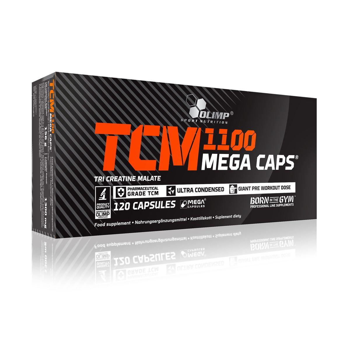 OLIMP Креатин ТСМ мега капс, 120 капс ( O20520 )
