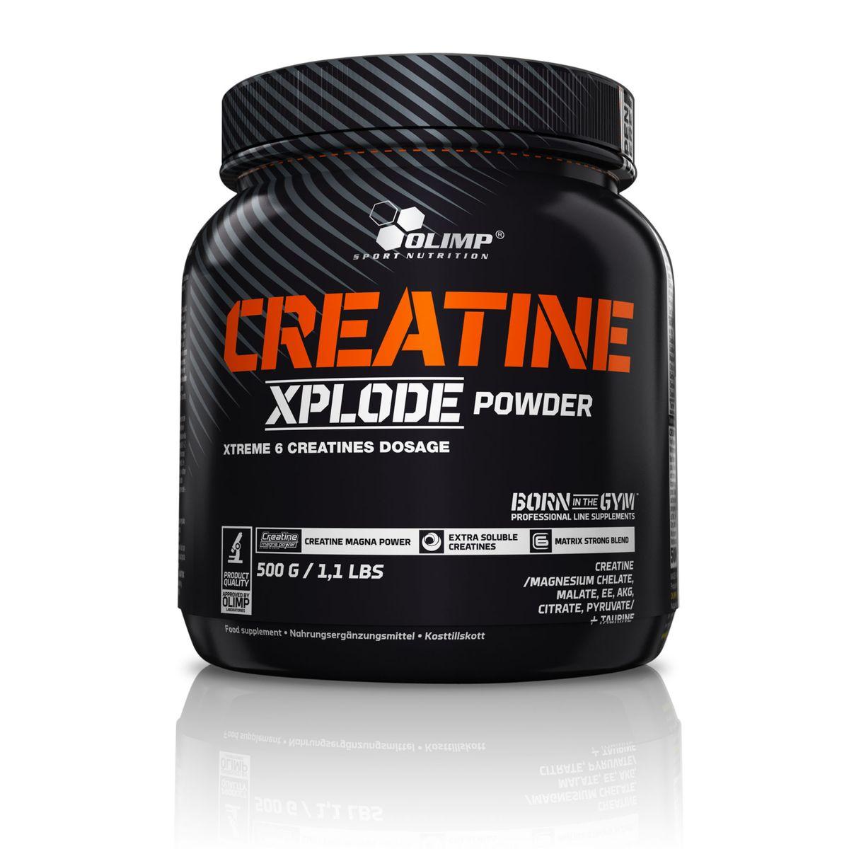 Olimp Sport Nutrition OLIMP Креатин Creatine Xplode Powder 500г грейпфрут