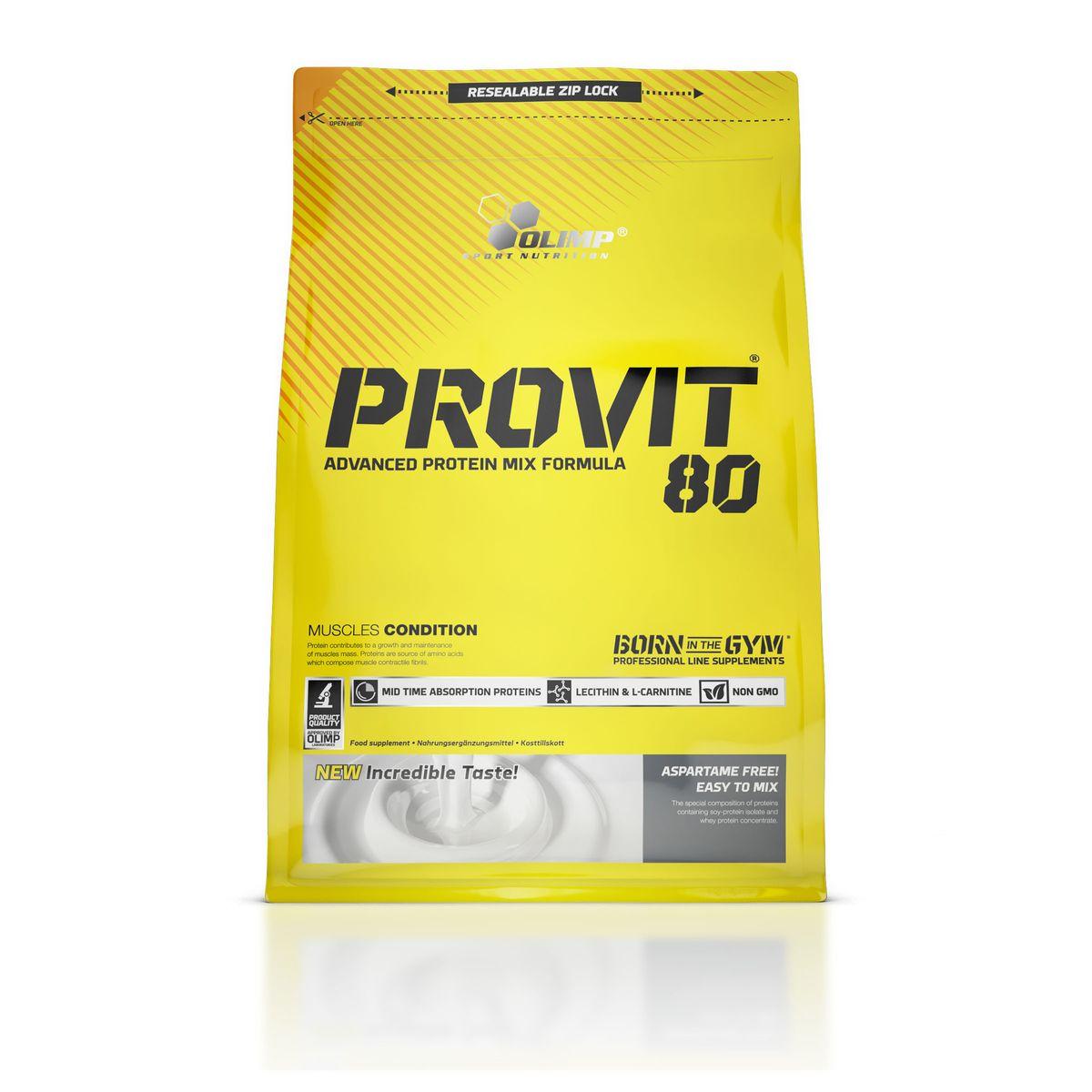 OLIMP Протеин Provit 80 700г, тирамису