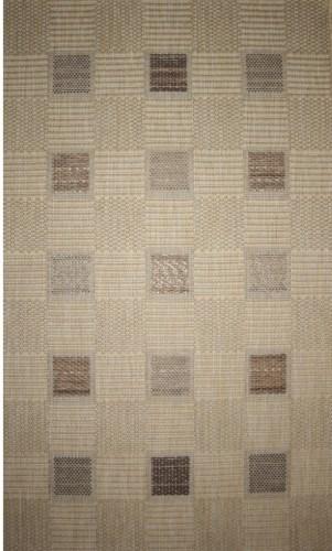 Коврик прикроватный Oriental Weavers Энжи (Фом), цвет: светло-коричневый, 120 см х 180 см. 83 D16795Циновка на резиновой основе-это практичное и современное решение для прихожих и веранд