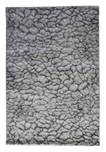 Коврик прикроватный Oriental Weavers Скай Лайн, цвет: светло-серый, 120 см х 180 см. 90 W17125Высокоплотный ковер с рельефной стрижкой из полипропилена - станет незаменимым для спальни и гостиной