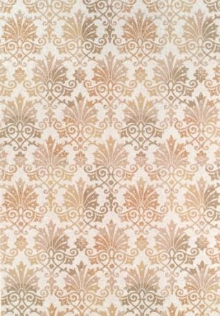 Ковер Oriental Weavers Карлуччи, цвет: светло-бежевый, 120 см х 180 см. 33 X5735Современные гобелены в модерновых дизайнах разнообразят любой интерьер