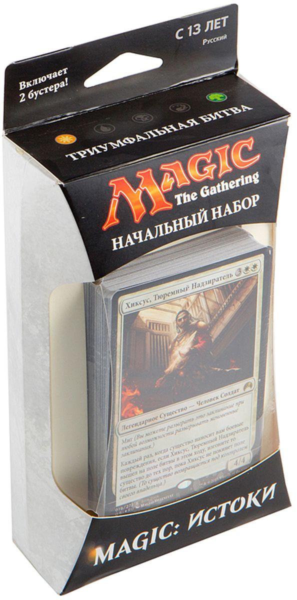 Magic: The Gathering Настольная игра Триумфальная Битва (издание Истоки)