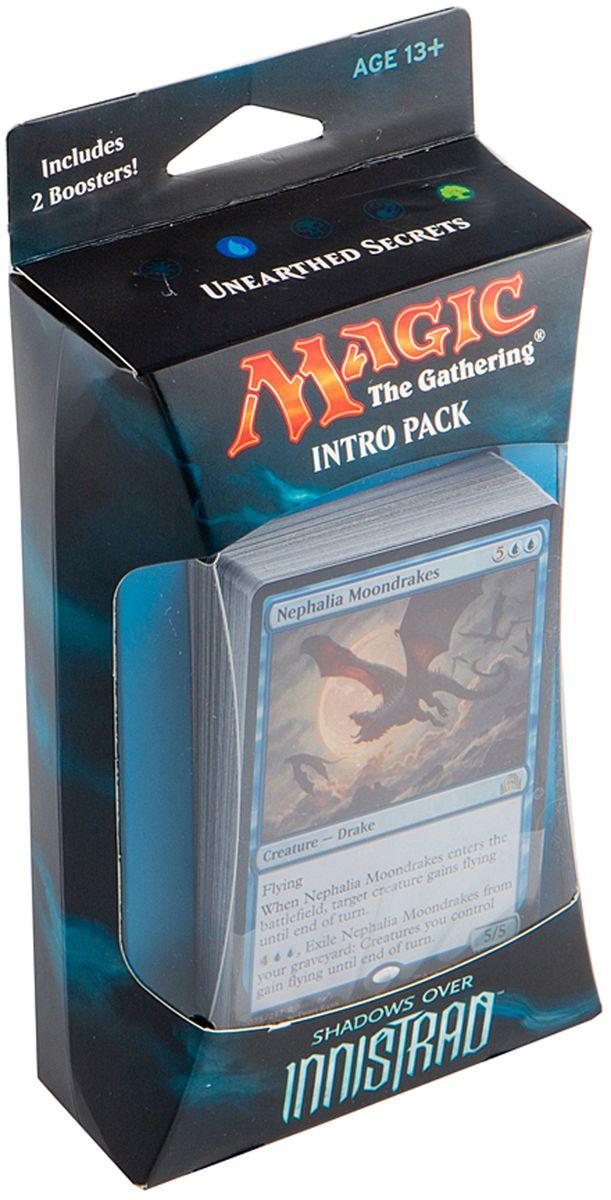 Magic: The Gathering Настольная игра Раскрытые тайны (издание Shadows over Innistrad)