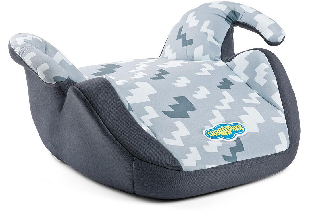 Детское кресло-бустер Autoprofi Смешарики Пин, 15 до 36 кг.SM/DK-550 PinДетское автокресло-бустер для детей от 15 до 36 кг. Группа 2/3. Бустер комплектуется съемным чехлом. Универсальное крепление рассчитано на трехточечный штатный ремень безопасности автомобиля. Увеличенный размер сиденья и суженые подлокотники позволят ребенку комфортно себя чувствовать даже в плотной зимней одежде. Бустер оформлен в цветах пингвина Пина — практичные черные и серые оттенки. Модель соответствует ГОСТ Р 41.44-2006 (Россия), ECE R44/04 (Евросоюз).