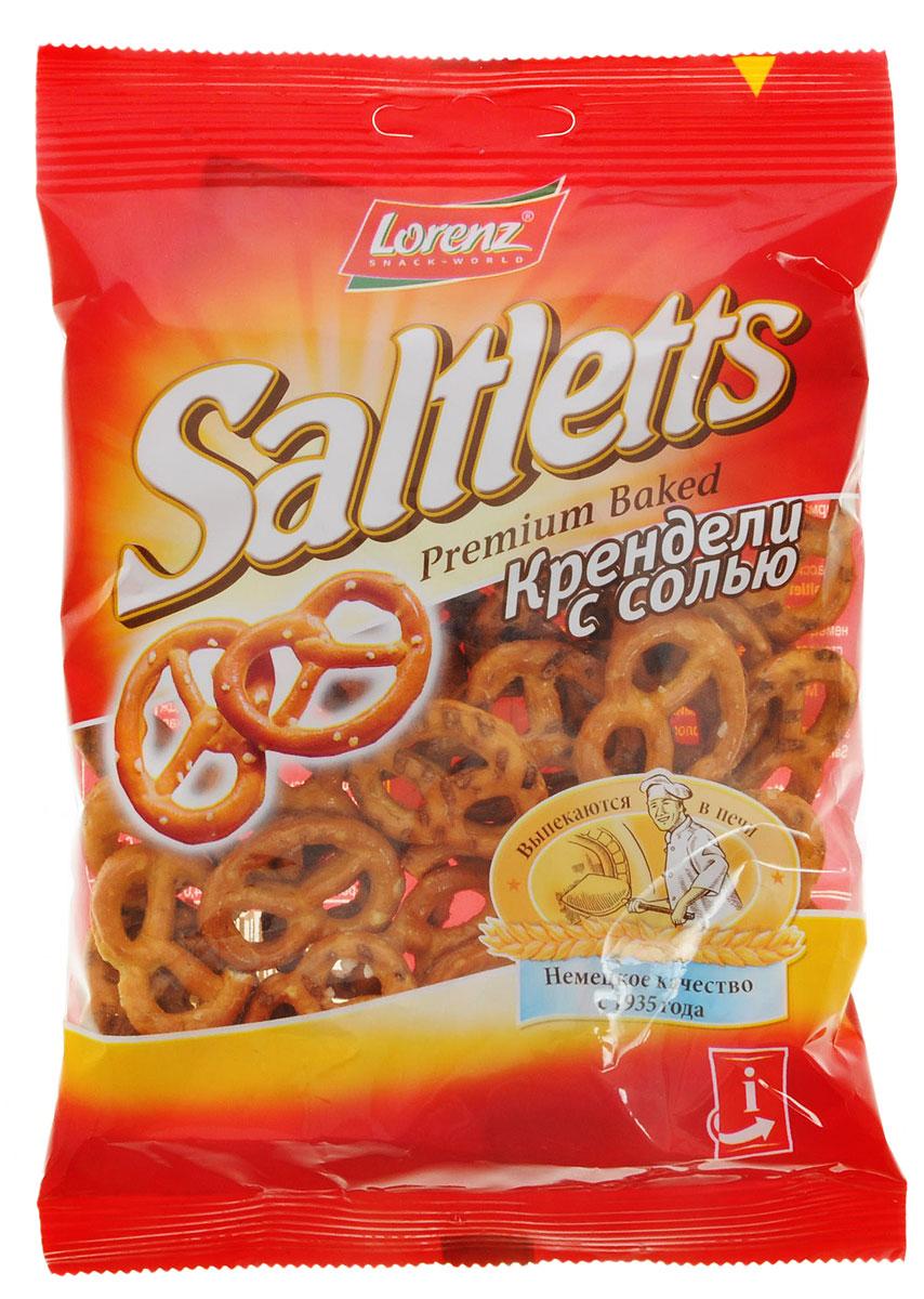 Lorenz Saltletts крендели с солью, 50 г