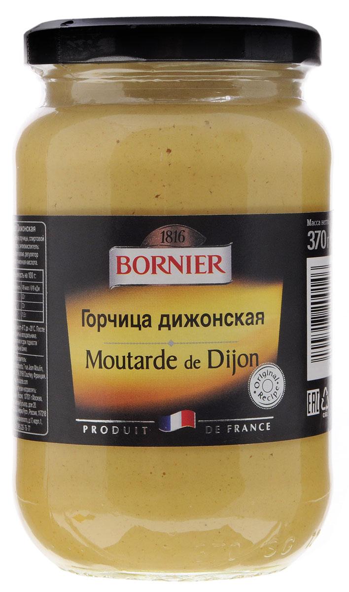 Kuhne Bornier Moutarde de Dijon горчица дижонская, 370 г