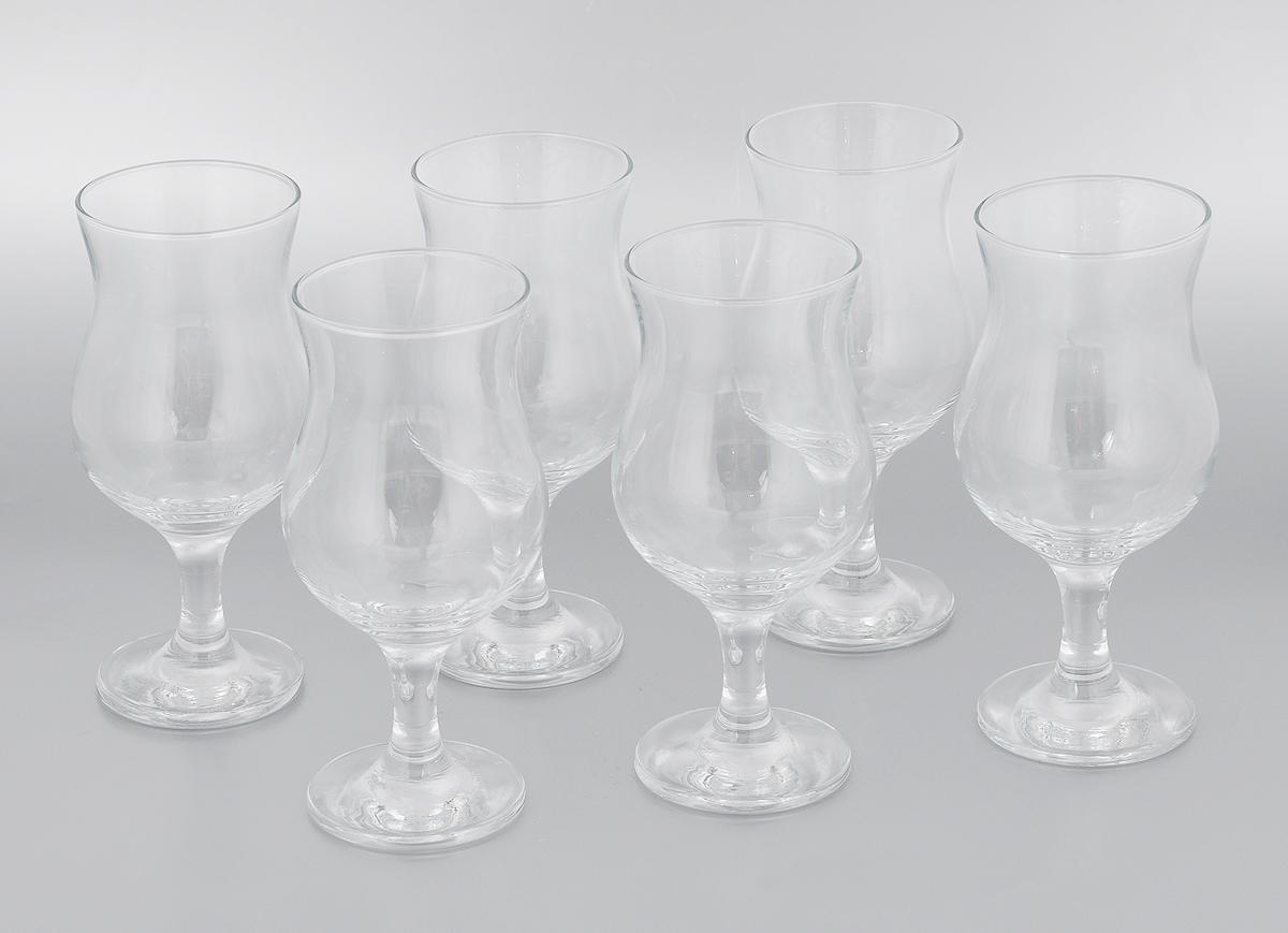 Набор бокалов Pasabahce Bistro, 380 мл, 6 шт44872BНабор Pasabahce Bistro состоит из шести бокалов, выполненных из прочного натрий-кальций- силикатного стекла. Бокалы предназначены для подачи сока, коктейлей и других напитков. Они сочетают в себе элегантный дизайн и функциональность. Набор бокалов Pasabahce Bistro прекрасно оформит праздничный стол и создаст приятную атмосферу за романтическим ужином. Также он станет хорошим подарком к любому случаю. Можно мыть в посудомоечной машине, использовать в морозильной камере и холодильнике. Диаметр бокала по верхнему краю: 7 см. Высота бокала: 17,5 см.