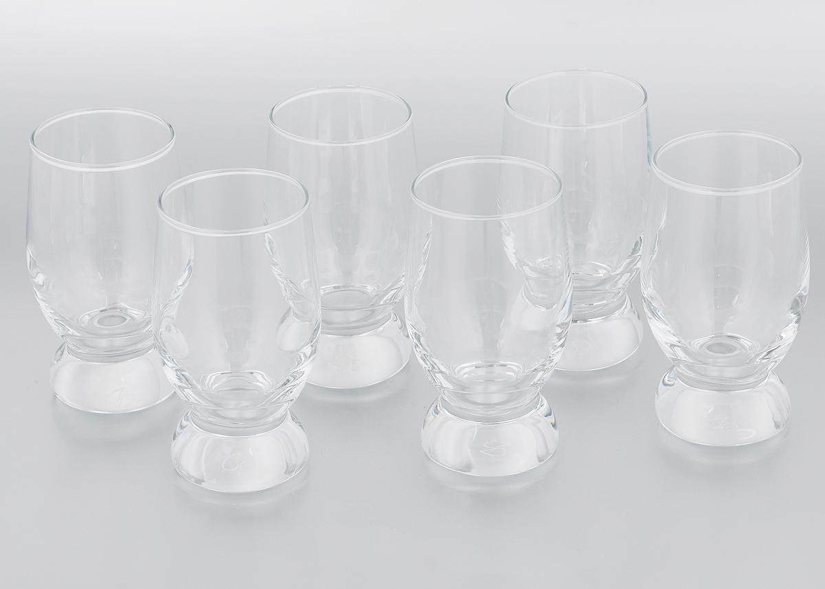 Набор стаканов Pasabahce Aquatic, 220 мл, 6 шт42972/Набор Pasabahce Aquatic состоит из 6 стаканов, выполненных из прочного натрий-кальций- силикатного стекла, которое выдерживает нагрев до 70°С. Стильный лаконичный дизайн, роскошный внешний вид и несравненное качество сделают их великолепным украшением стола. Подходят для мытья в посудомоечной машине. Можно использовать в микроволновой печи и для хранения пищи в холодильнике. Диаметр (по верхнему краю): 5,5 см. Высота стакана: 11,5 см.