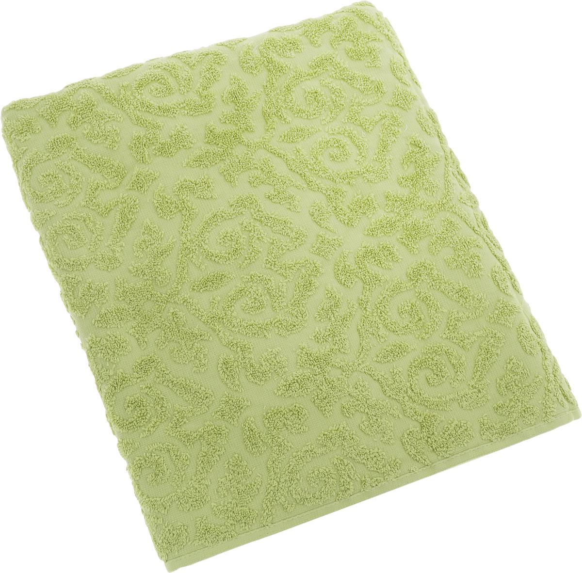 Полотенце Soavita Luxury. Квадро, цвет: зеленый, 70 х 140 см51638Полотенце Soavita Luxury. Квадро выполнено из 100% хлопка. Изделие отлично впитывает влагу, быстро сохнет, сохраняет яркость цвета и не теряет форму даже после многократных стирок. Полотенце очень практично и неприхотливо в уходе. Оно создаст прекрасное настроение и украсит интерьер в ванной комнате.