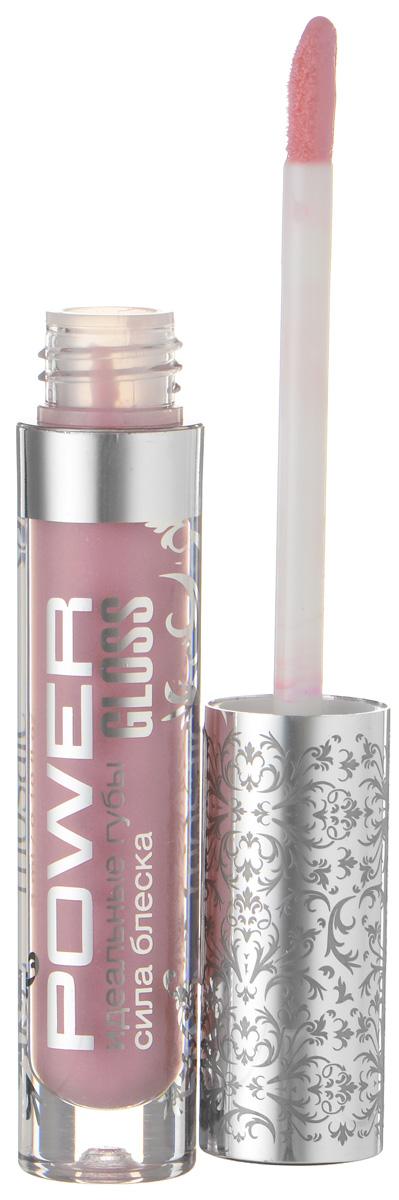 Eva Mosaic Блеск для губ Power Gloss, 3 мл, 25 Пион