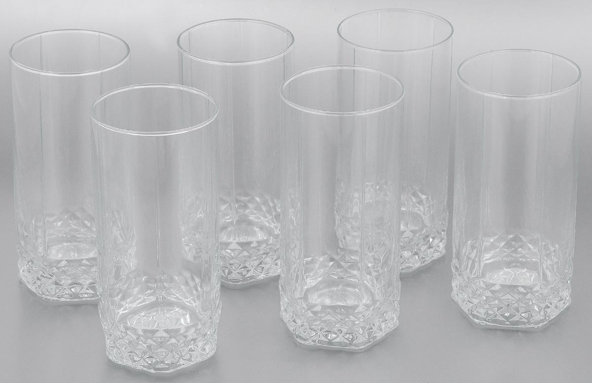 Набор стаканов Pasabahce Valse, 440 мл, 6 шт42949GR/Набор Pasabahce Valse состоит из шести стаканов, выполненных из прочного натрий-кальций-силикатного стекла. Стаканы, оснащенные рельефной многогранной поверхностью и утолщенным дном, предназначены для подачи пива. Такой набор прекрасно подойдет для любителей пенного напитка. Можно мыть в посудомоечной машине. Высота стакана: 15 см. Диаметр стакана (по верхнему краю): 7 см.
