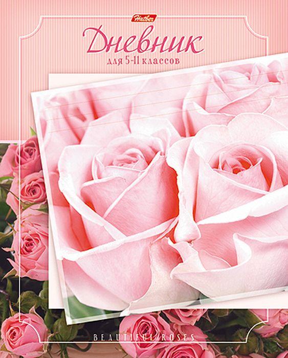 Hatber Дневник школьный Бархатный аромат розы ( 48Д5В_15327 )