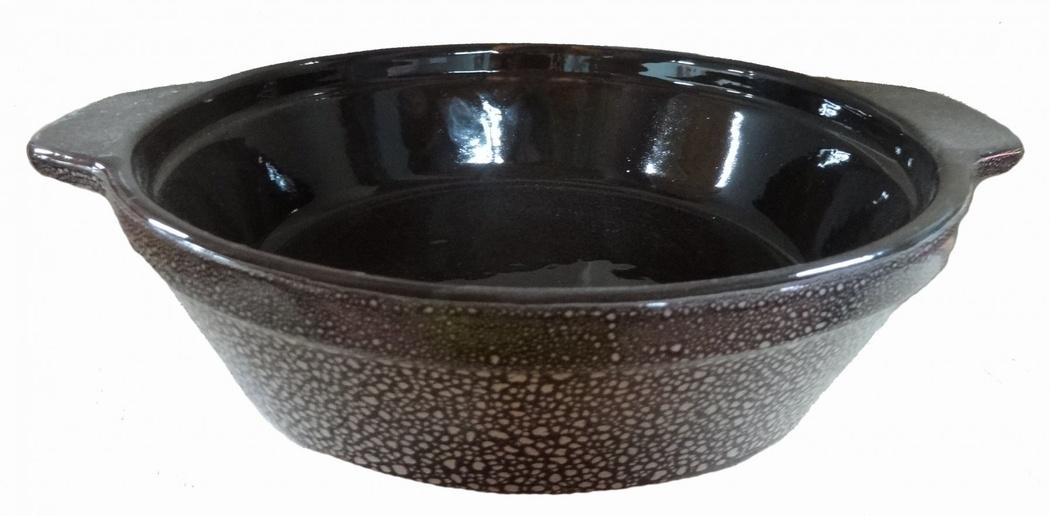 Сковорода Борисовская керамика Мрамор, без крышки, 900 млМРМ14457194Сковорода Борисовская керамика Мрамор предназначена для повседневного использования. Она выполнена из высококачественной керамики. Поверхность сковородки, на ощупь напоминает шёлк. Внешние и внутренние стенки покрыты глазурью. Природные свойства этого материала позволяют долго сохранять температуру, даже, если вы пьете что-то холодное. Благодаря рельефному дну температура распределяется равномерно и содержимое сковороды не пригорает. Время приготовления пищи существенно сокращается. Из-за компактной формы экономит место на кухне. Высота - 5,5 см. Диаметр - 20 см.